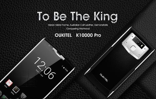 OukitelK10000Pro主要试图通过大量电池来吸引客户