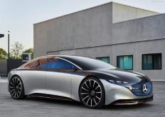 VisionMercedesSimplex概念车是未来的复古卡丁车