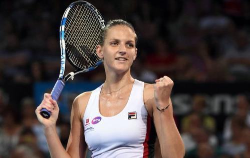WTA官方公布了新的女子网球世界排名