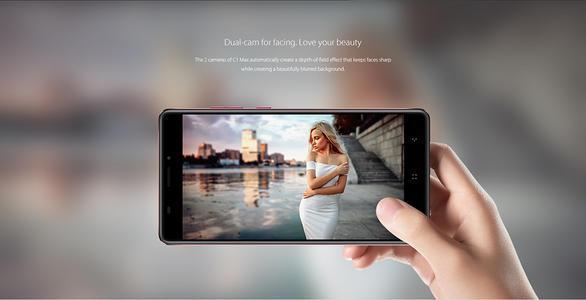 6.0英寸平板ElephoneC1Max首次亮相将近三个月