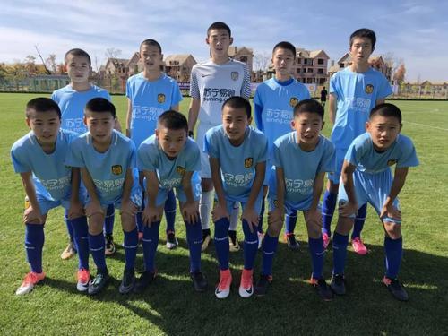 全国青少年足球各序列赛事尚未开启新赛季征程