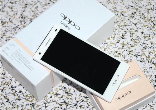 OPPO推出面向女性的智能手机ULIKE2