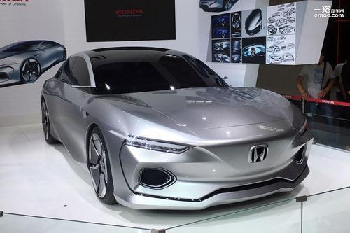 本田设计老板告诉汽车快报更多的电动概念即将到来