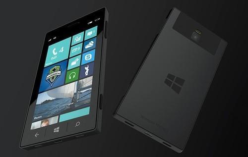 有报道称微软一直在悄悄开发SurfacePhone