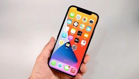 只有5.4英寸的AppleiPhone12mini的缺口会较小