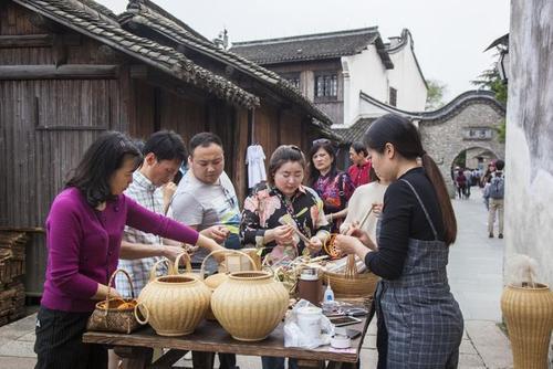 今年第二十一届乌镇香市将于4月1日在乌镇景区登场