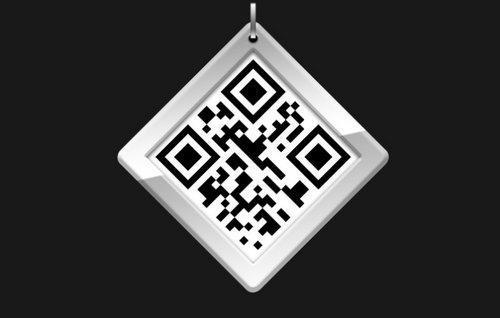 您也可以将钱包应用程序生成的QR码保存在扫描仪的前面