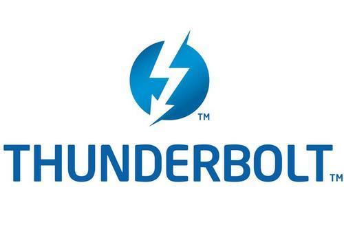 苹果公司和英特尔公司合作设计和开发了Thunderbolt