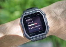 这是下周发布前的OnePlus手表的早期外观