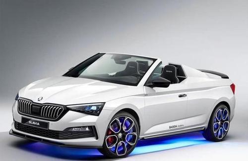 全电动斯柯达双门轿跑车将成为五电动车系列的一部分