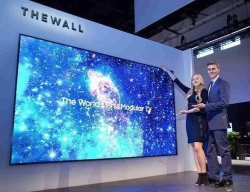 三星计划今年向消费者提供配备microLED的电视