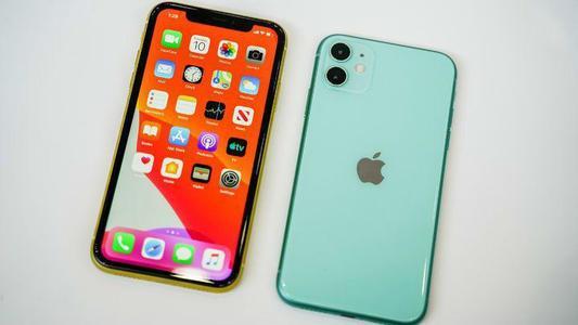 苹果供应商对苹果iPhone11的需求强劲