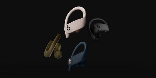 Apple现在由其子公司音频公司Beats推出了Powerbeats4