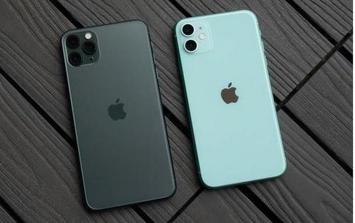 iPhone11占本季度iPhone销量的三分之一以上