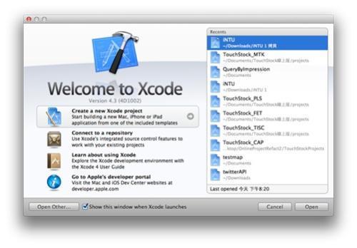 但该公司从未正式表示计划发布其平板电脑的Xcode版本