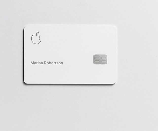 Apple今天分享了一段有关如何制作钛金AppleCard的视频