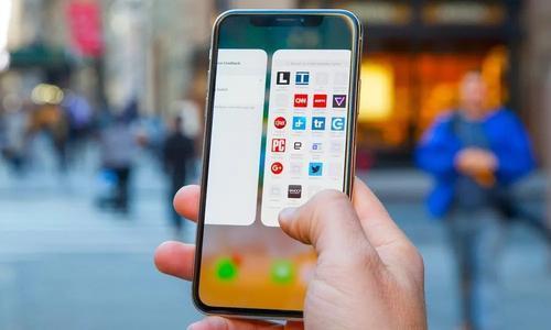 苹果表示关闭应用程序并不能改善iPhone的电池寿命