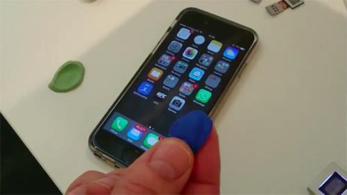TouchID还可以与快速用户切换配合使用