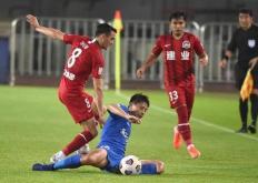沧州和河南的比赛堪称是中超开赛以来最乏善可陈的一场球