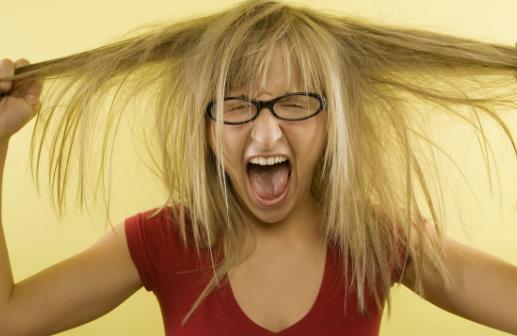 生活小知识:头发干枯是气血不足 试试这些改善身体状况