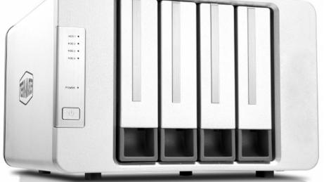 TerraMaster推出了他们的新型D43004托架商务DAS