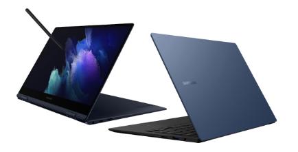三星宣布在其Galaxy Book系列中推出两款笔记本电脑