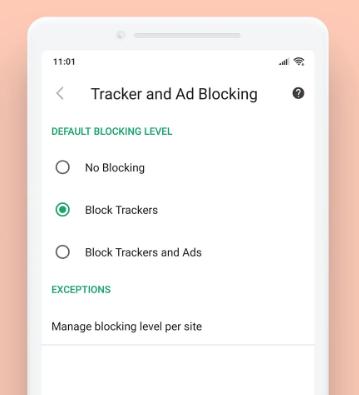 新更新为Android版Vivaldi浏览器带来广告拦截列表