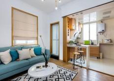 目前市场上的公寓大体分为集中式长租公寓和分散式长租公寓