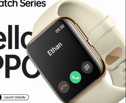 OPPOWatch则是OPPO首次尝试打造一款人们会感兴趣的智能手表
