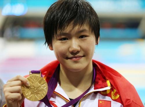 2020年全国冠军赛的女子200米个人混合泳决赛中叶诗文游出的2分11秒37