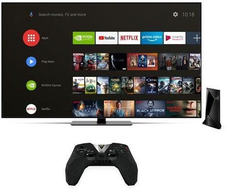NVIDIA正准备推出一款新的SHIELDAndroidTV设备