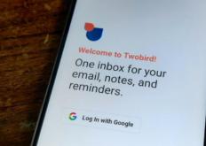 Twobird是一款非常引人注目的新电子邮件应用程序