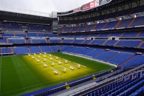 匈牙利的普斯卡什球场成为了唯一一座看台开放率达到100%的球场
