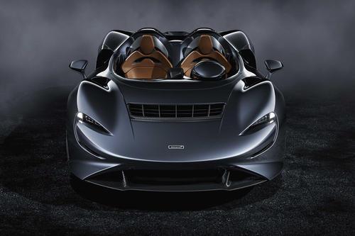 此设计商标是否显示了新的迈凯轮Ultimate系列车型