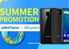 Ulefone的夏季促销为其最佳智能手机提供大幅折扣