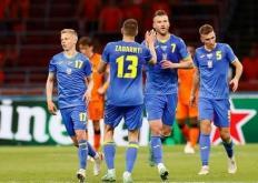两支首轮败北的球队乌克兰与北马其顿相遇