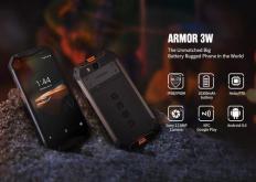 推出新的坚固耐用的UlefoneArmor11T5G