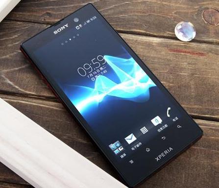 在索尼的Xperia王牌属于紧凑型智能手机的范畴