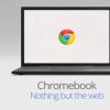与此同时如果您遇到无法登录的Chromebook