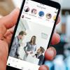 如果您在Instagram上遇到模糊的照片或视频并想查看它