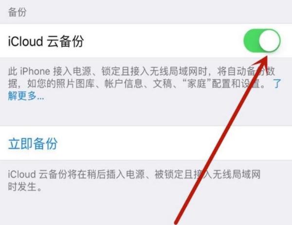 照片应用程序中的人物姓名保存在iCloud备份中