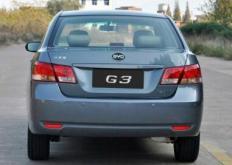 汽车详细评测:比亚迪G3新车型基础信息