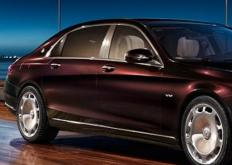 2021年梅赛德斯迈巴赫S级豪华轿车售价184,900美元