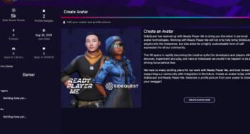 我们将共同努力将SideQuest上的数百个虚拟世界连接起来
