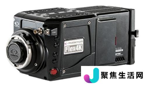 PhantomFlex4K是工程和现代技术的一项令人难以置信的壮举