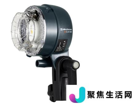 应用程序允许您从移动设备控制兼容的Elinchrom照明设备