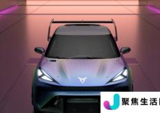 Cupra UrbanRebel概念车被揭示为未来电动紧凑型SUV的指针