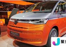 大众汽车在慕尼黑正式推出新一代Multivan