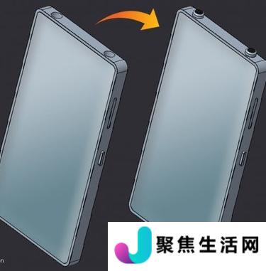 小米手机有着很大的不同不仅曲线更加硬朗