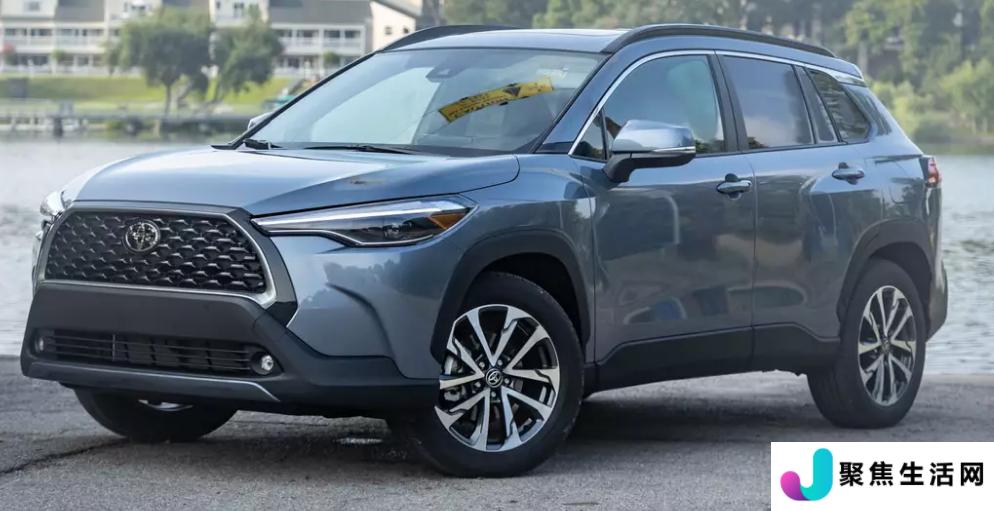2022 Toyota Corolla Cross Review的驾驶测评